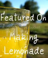 making lemonade blog