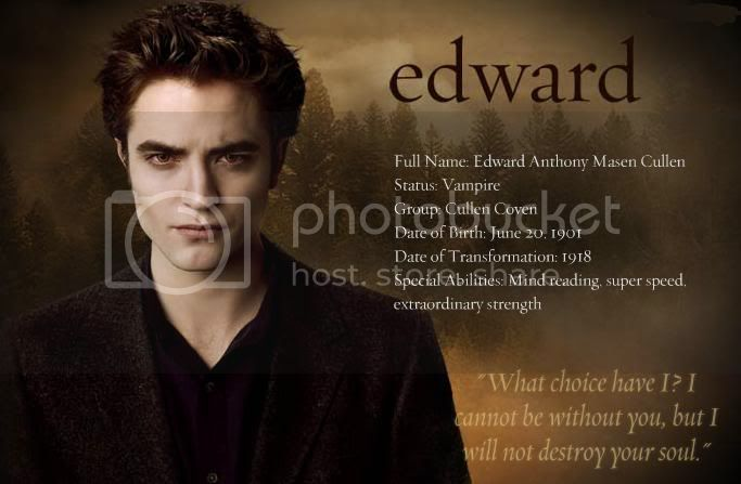 New Moon : Edward Pictures, Images and Photos